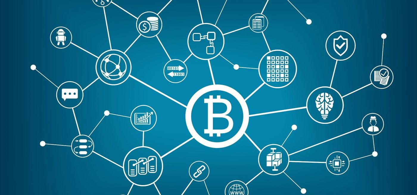 Imagem mostra blockchain