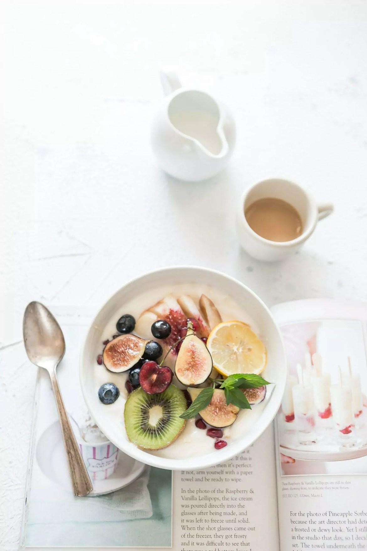 Alimentos que Emagrecem: Iogurte