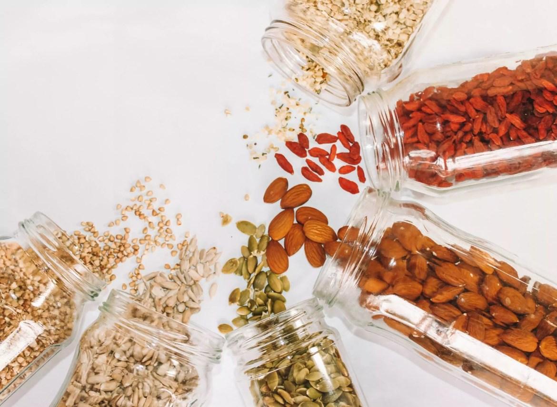 Alimentos que Emagrecem: Sementes