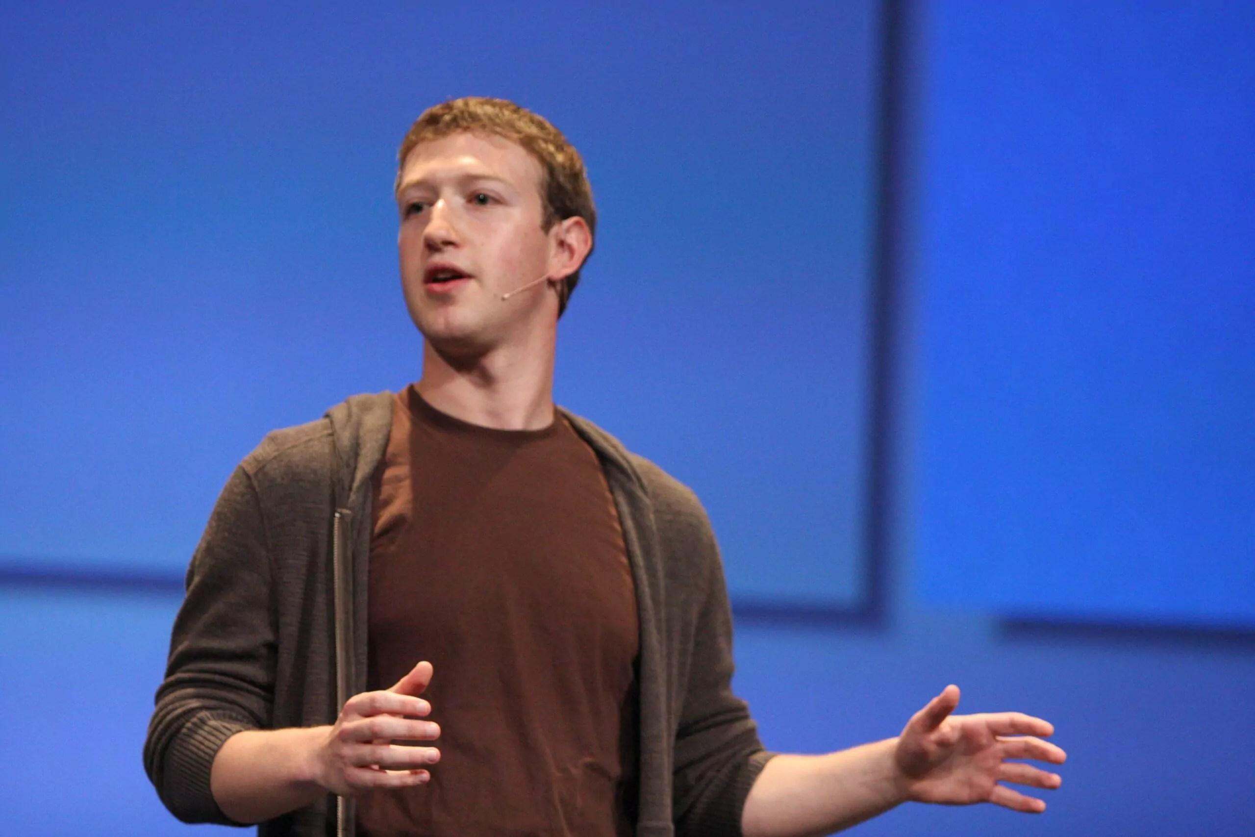 Zuckerberg anuncia que Facebook irá doar 40 milhões de dólares