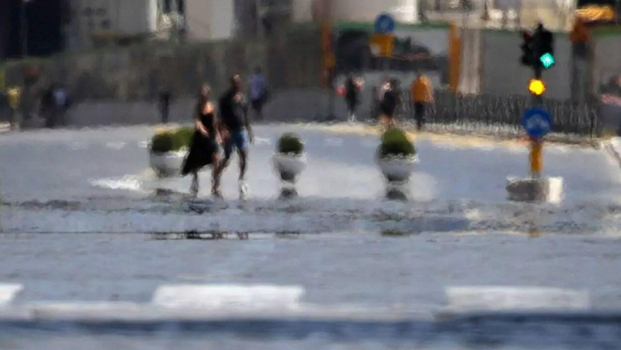 Ondas de calor na Europa batem recordes de temperaturas