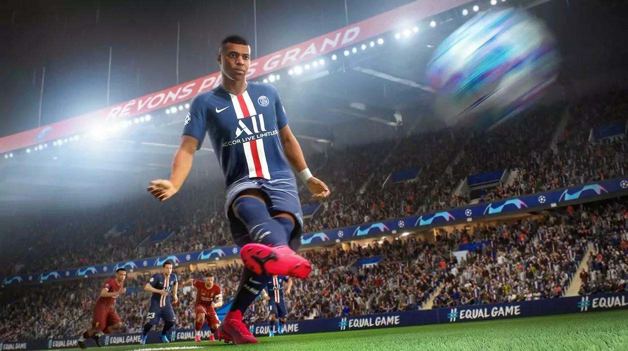 Mbappé no FIFA 21