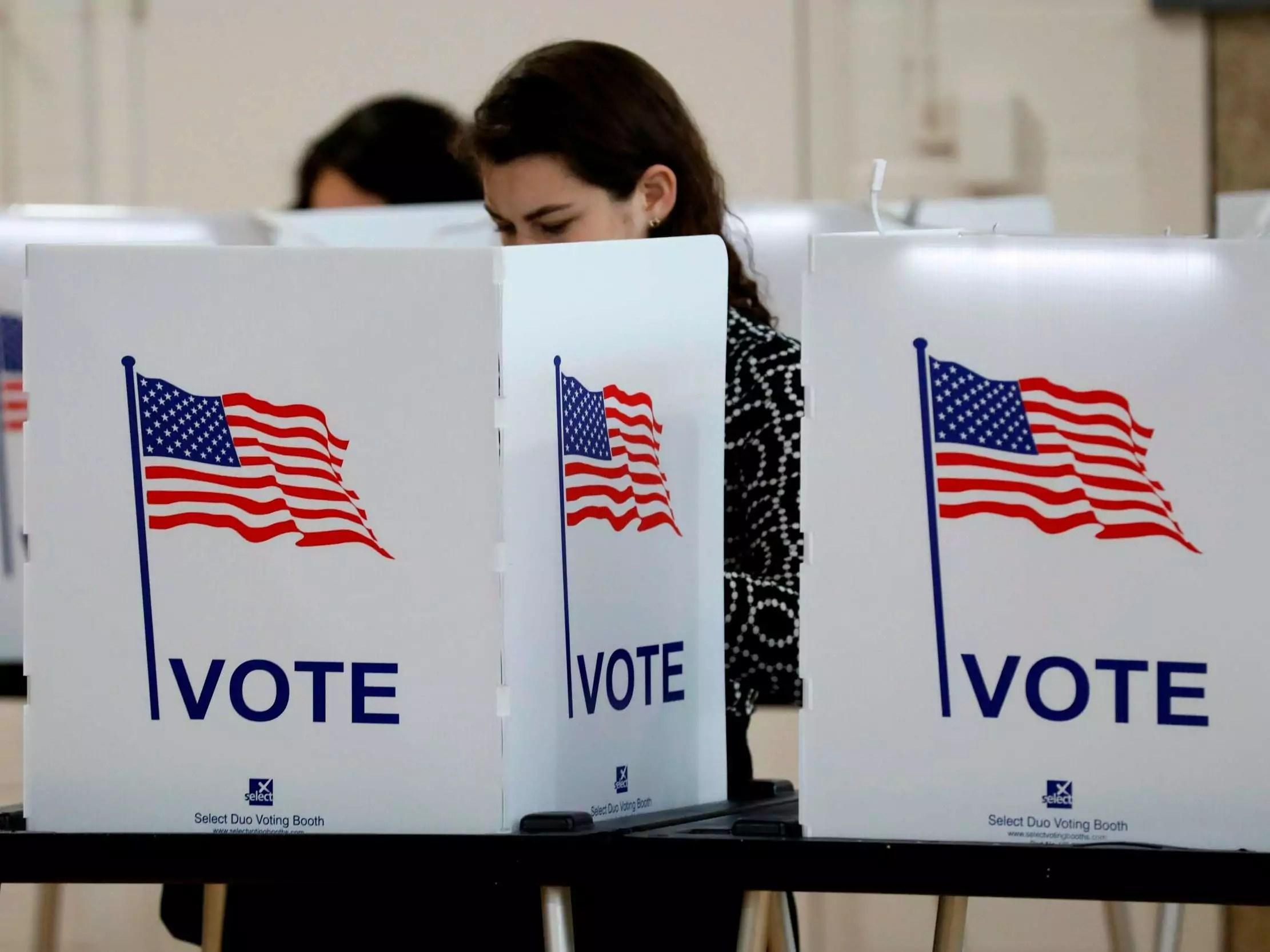 eleições nos EUA 2020