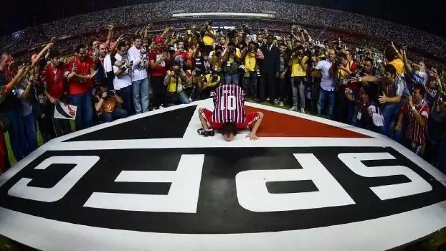 Rogério Ceni é jogador com mais título e jogos no Morumbri