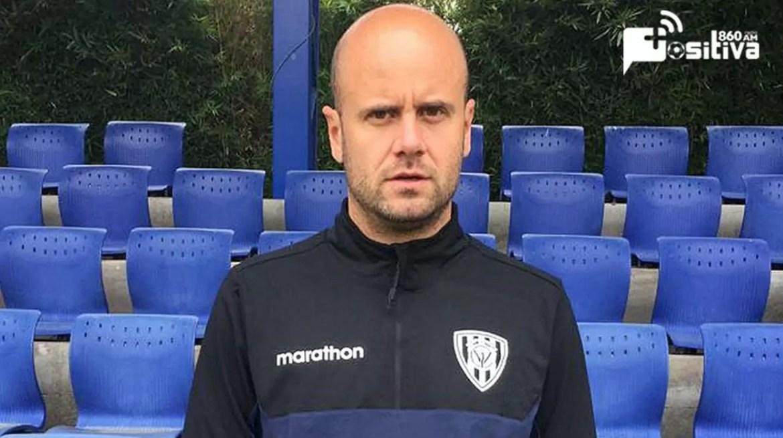 Miguel Ángel Ramírez, técnico do Independiente del Valle