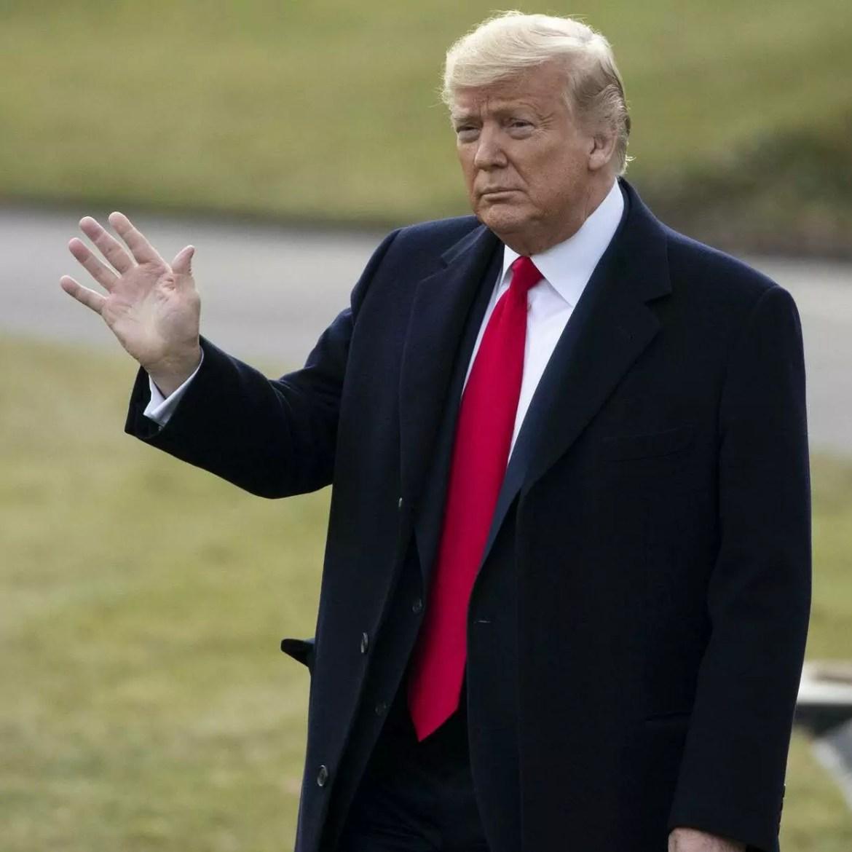 Trump não pagou imposto de renda