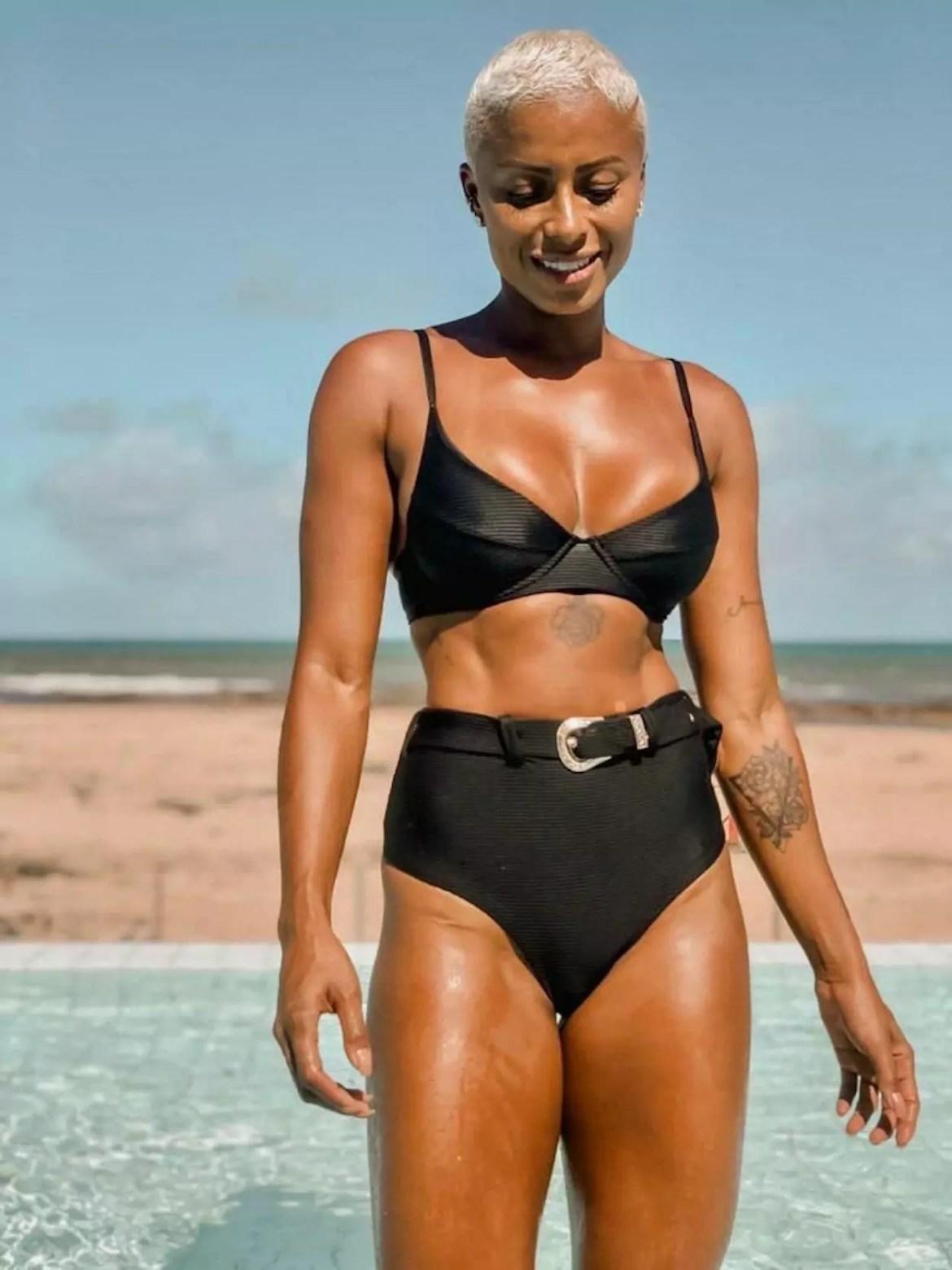 cintos na moda praia