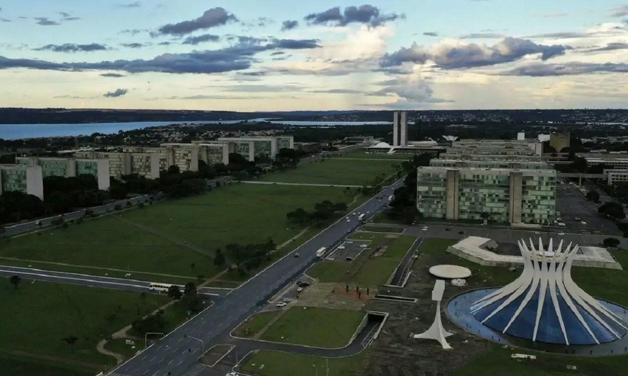 Esplanada dos Ministérios, Brasília (DF)