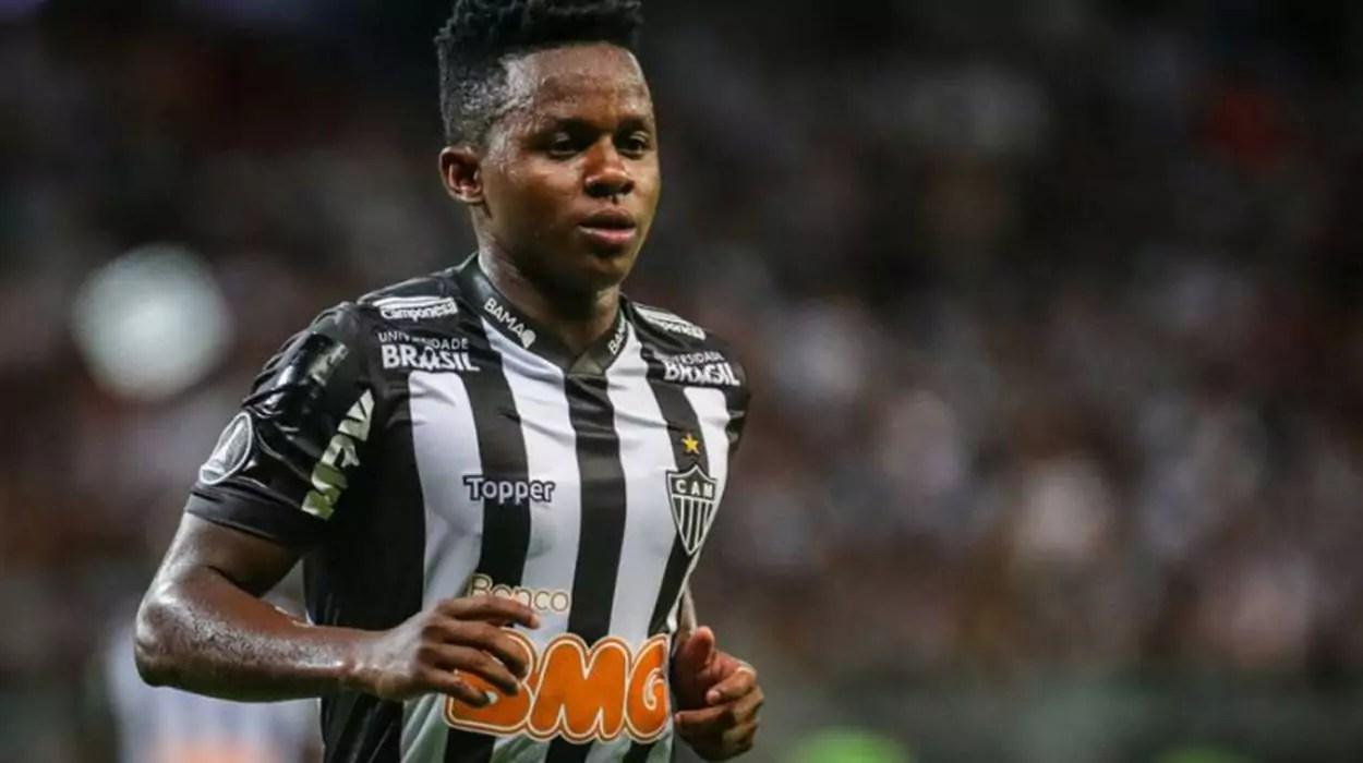 Juan Cazares, novo reforço do Corinthians