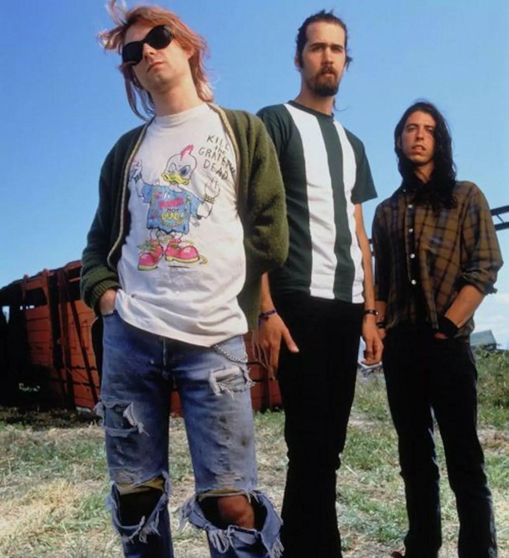estilo grunge