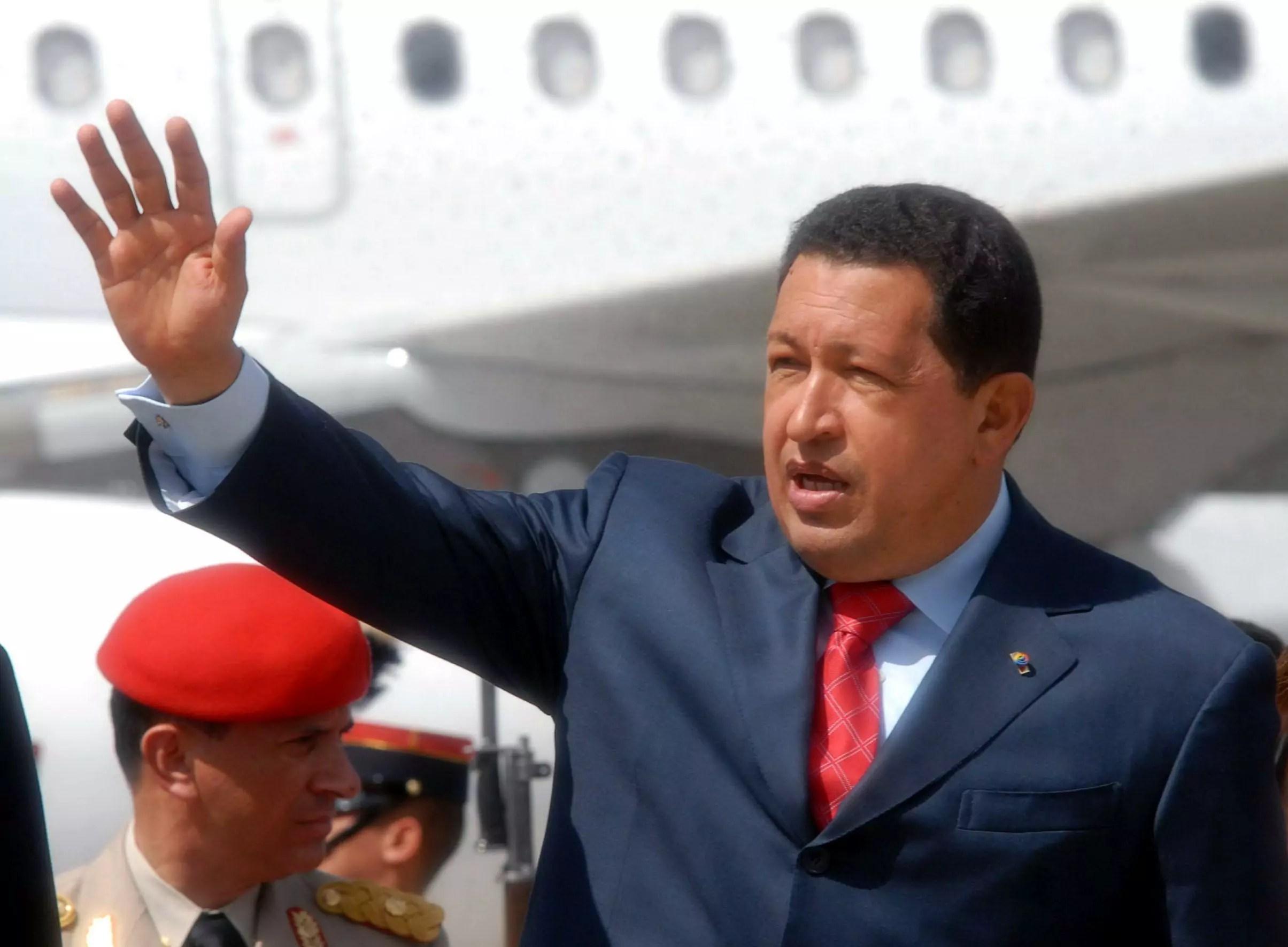 hugo chaves boligarcas venezuela