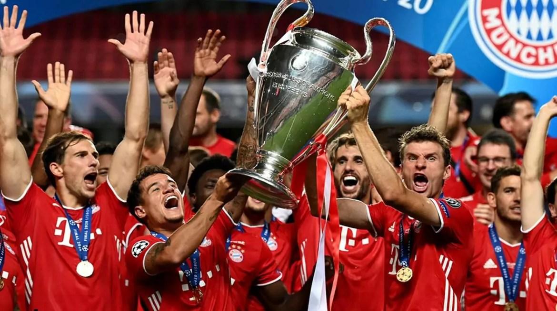Bayern venceu a Champions e ganhou vaga no Mundial