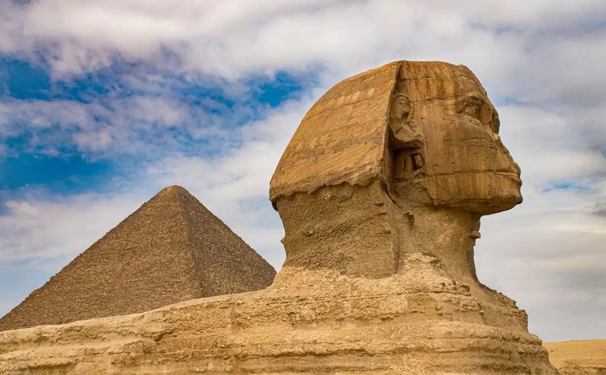 Pragas do Egito