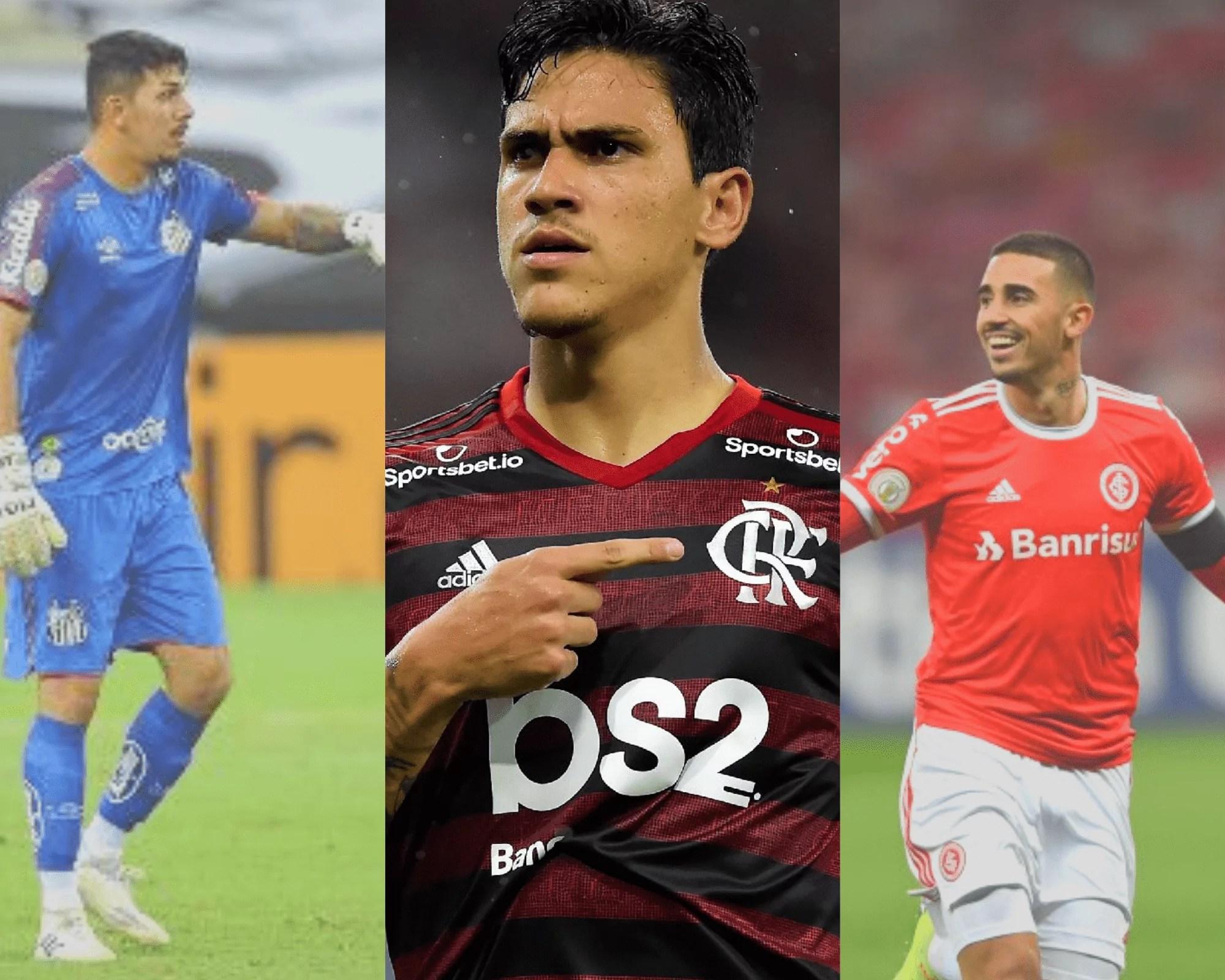 Imagem mostra jogadores mais escalados COMO DICAS DO CARTOLA FC