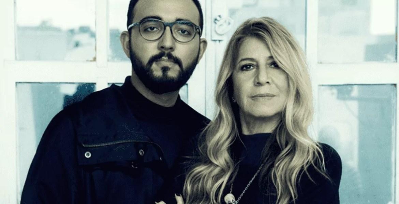 Raphael Montes e Ilana Casoy, dupla reponsável pelo pseudônimo Andrea Killmore