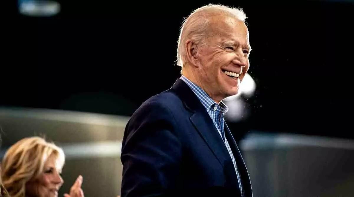 Joe Biden, candidato a presidente dos EUA