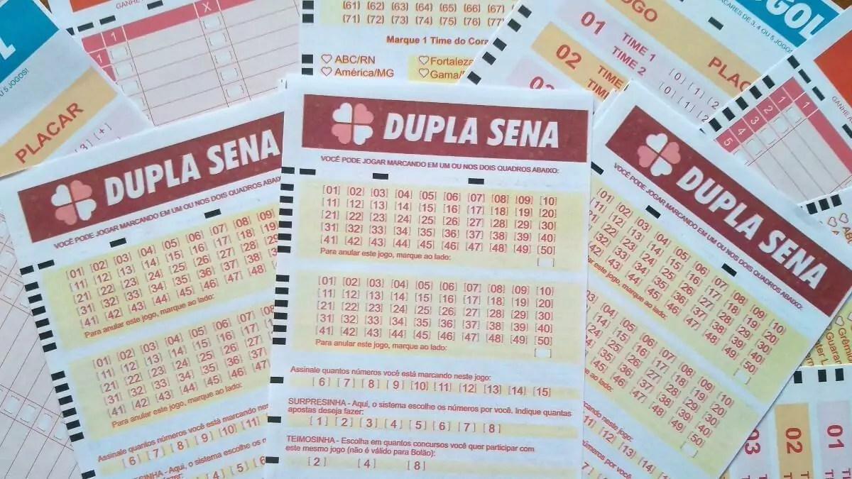 Dupla Sena concurso 2139