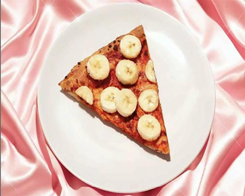 como fazer pizza doce fit banana