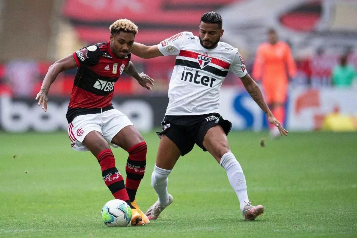 Flamengo x São Paulo se enfrentam na Copa do Brasil; veja ...