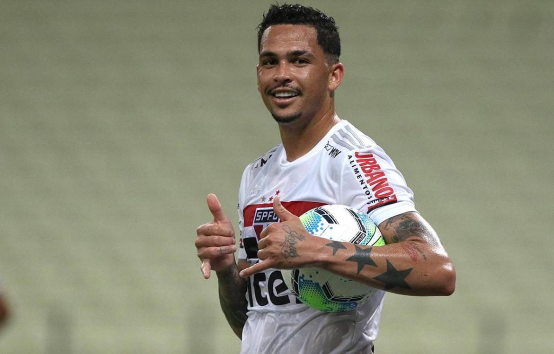 Luciano garante o São Paulo na semifinal da Copa do Brasil