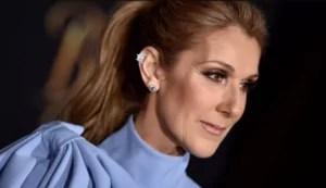 Foto da cantor Celine Dion em matéria sobre pessoas pobres que ficaram ricas