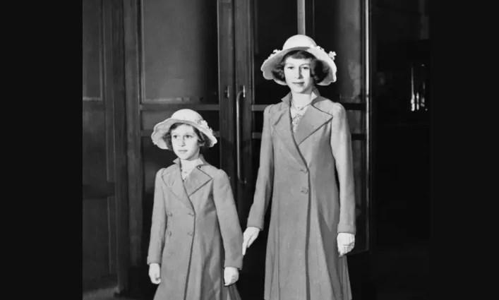 rainha e irmã