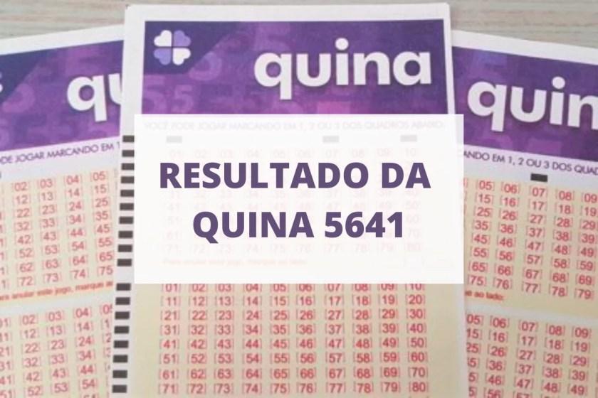result of corner 5641