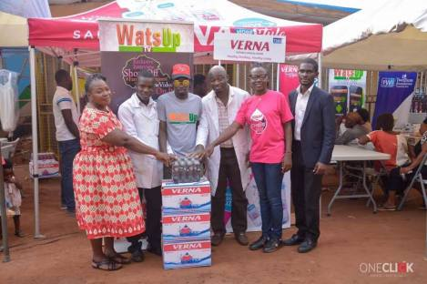 WatsUp TV Screens Nungua Market Women 23 - WatsUp TV Screens Nungua Market Women Ahead Of 3rd Anniversary.