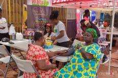 WatsUp TV Screens Nungua Market Women 4 - WatsUp TV Screens Nungua Market Women Ahead Of 3rd Anniversary.