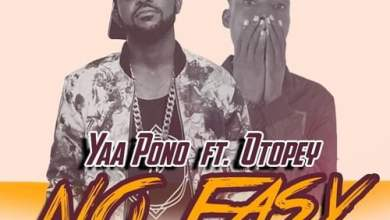 Photo of Yaa Pono feat. Otopey – Eno Easy (Prod. By Dr Ray Beat)