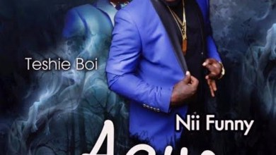 Photo of Teshieboi x Nii Funny – Aaye (Prod by Kay Nie)
