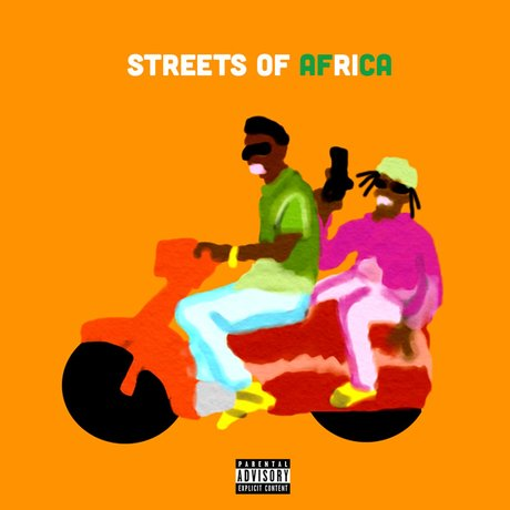 streets of africa - Burna Boy - Streets Of Africa