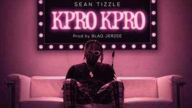 Photo of Sean Tizzle – Kpro Kpro (Prod. by Blaq Jerzee)
