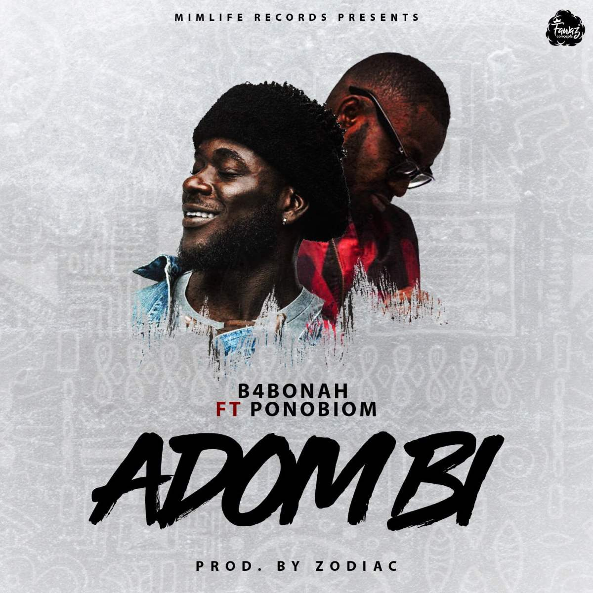B4Bonah ft Yaa Pono - Adom Bi (Nuff Blessings) (Prod. by Zodiac)