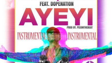Photo of E.L feat. Dope Nation – Ayeyi (Instrumental) (Prod. by Pee Gh)