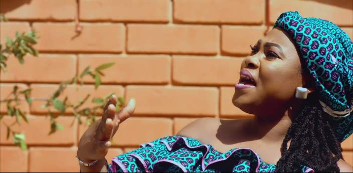 Joyce Blessing a 3 - Joyce Blessing Set To Premiere Tip-Top Visuals For La Mia Praise on 1st July