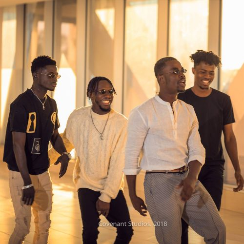 DJ Breezy images 1 500x500 - DJ Breezy readies Christmas Banger with Kuami Eugene, Darko Vibes and Kwesi Arthur