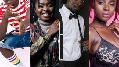 Photo of Abban, Kofi Mole, Ama Petal, Tsoobi and 6 more shortlisted as the Top 10 New Lords