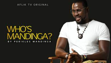 Photo of Akeju's directed series about Perikles Mandinga featured on Amazon Prime