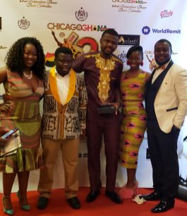 iya 12 scaled - Mr. Musah Trawill (Mr. Candy Ghana) Wins 2 Awards Within 3 Months Duration In Chicago , USA