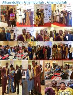 mix pic iya 1 - Mr. Musah Trawill (Mr. Candy Ghana) Wins 2 Awards Within 3 Months Duration In Chicago , USA