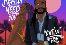 Gyptian artwork - Gyptian - Really Need You (Prod. by Mike Yangstar)