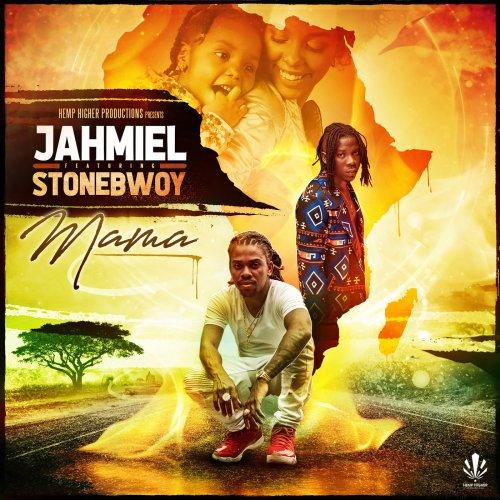 Jahmiel Stonebwoy cover 500x500 - Jahmiel ft. Stonebwoy - Mama