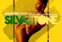 SILVASTONE Susannah Remix Artwork V LoRes - Silvastone ft. Kwesi Arthur & Bisa Kdei - Susannah (Remix)