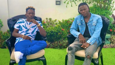 Photo of See how Shatta Wale reacted to Stonebwoy's 'Anloga Junction'