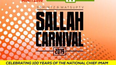 Photo of WatsUp TV Partners 30MinitzLive for Ghana's Biggest 2019 Sallah Carnival