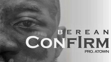 Photo of Berean – Confirm (Mixed by Atown TSB)