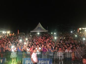 DJ Shiwaawa and Adina 1 - Dj Shiwaawa Making Waves In Samoa With Adina