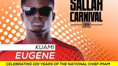 Photo of Kuami Eugene, Okyeame Kwame ,Tulenkey set to Perform at WatsUp TV & 30minitz 2019 Sallah Carnival
