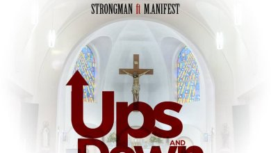 Strongman ups and downs 1 - Strongman ft. M.anifest - Ups and Down (Prod. by TubhaniMuzik)